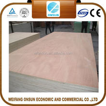 best selling high quality film phenolic coated plywood from China factory