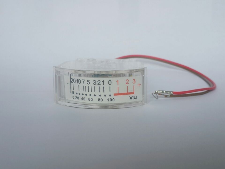 Analog Vu Meter : Edgewise meter vu analog buy