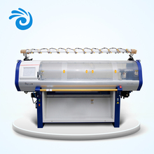 Fully jacquard computerized 14G 52inch sweater knitting machine price for home