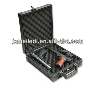 2016 Professional PU leather Gun Case