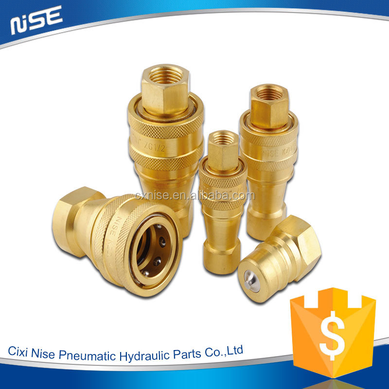 made in China professional manufacturer high quality quick coupler hose connector