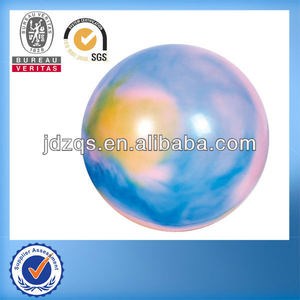 cloudy ball toy /PVC-Plastic toy ball