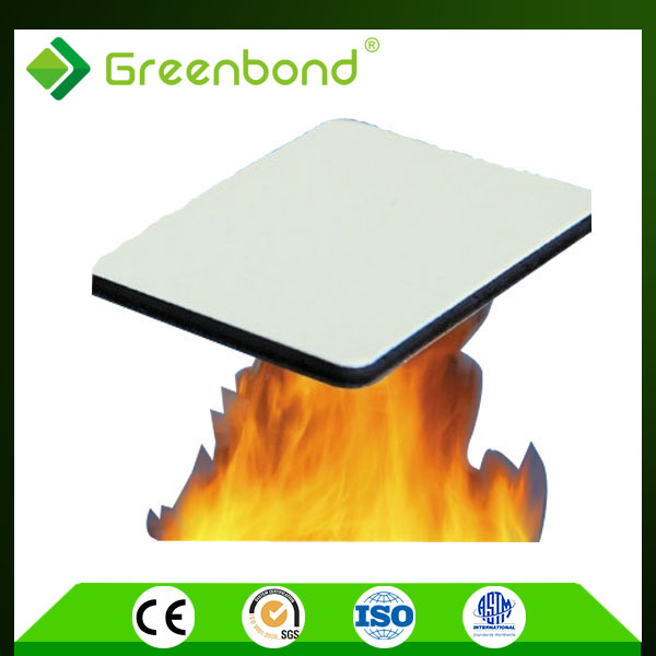 Greenbond A2 fireproof grade decorative wall panel material