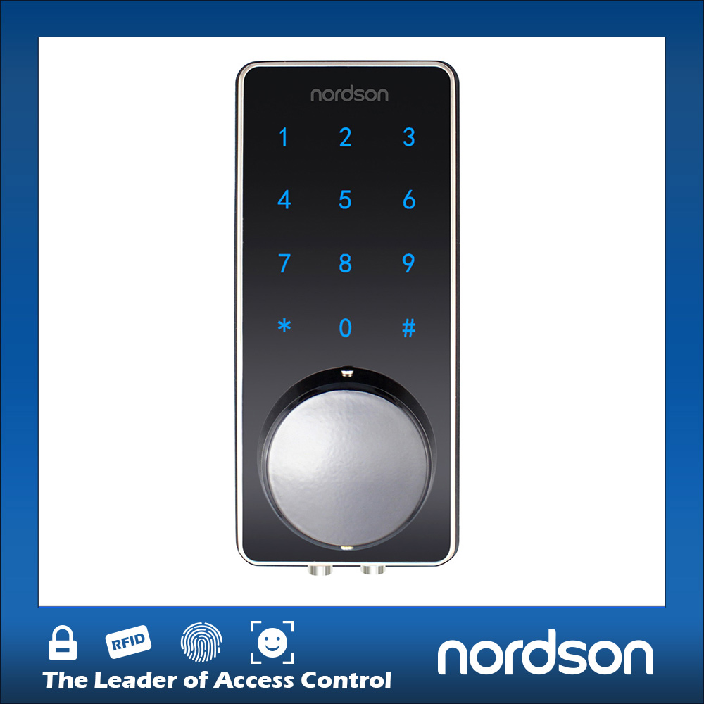 Barrier Security Seal Key Digital Keypad Bathroom Door Lock