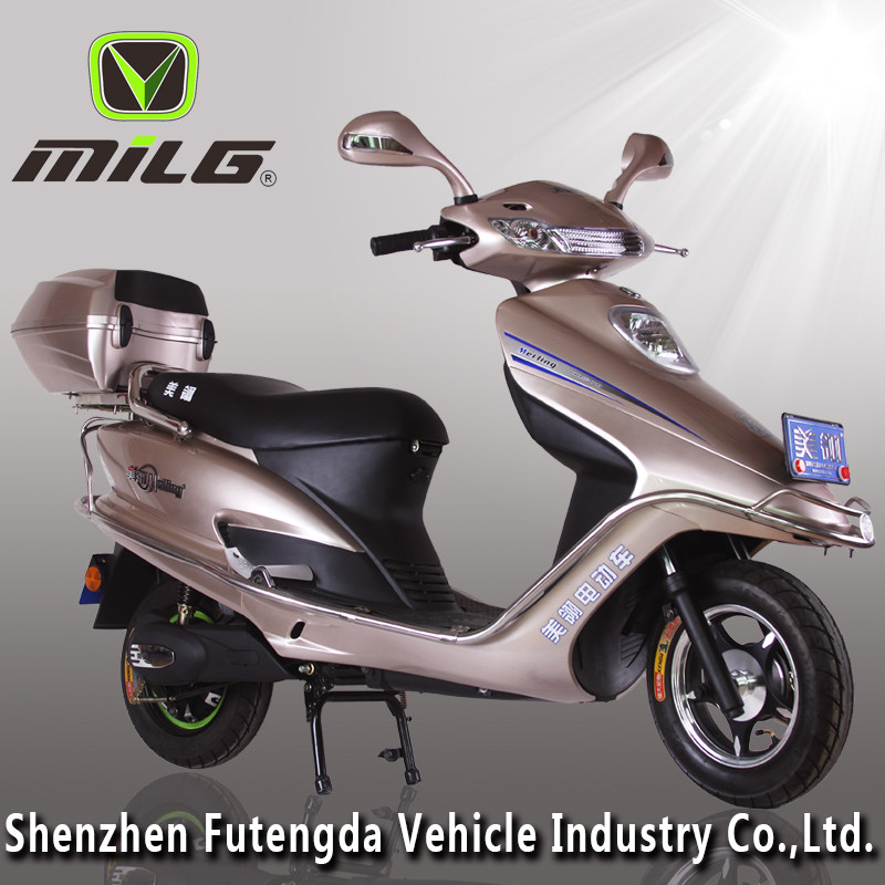 new 800W cheap china battery powerful adult vespa electric motorcycle 72v