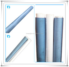 100% pvc resin natural color pvc film for tie packaging boxes