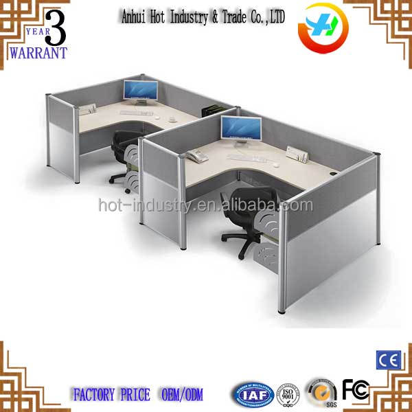 High Quality Comfortable Workstation Office Furniture New Modern Annular Office Furniture With Screen Wholesale Price