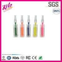 Pharmaceutical Gifts Small Medicine Bottle Highlighter Set with 5 Colors