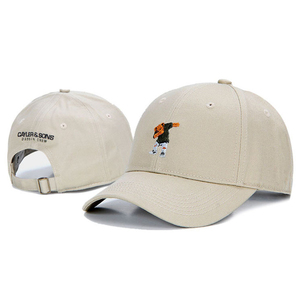 661c018fa0c 2018 Hot Selling Men Women Cartoon embroidery Dad Hat Baseball Cap Polo  Style Fashion Unisex Hip-hop snapback Cap Hats