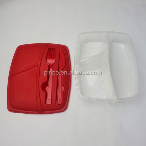 3 Compartments Wholesale Microwave Food Container
