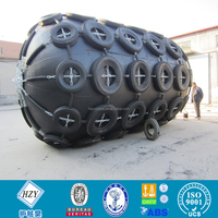 inflatable marine rubber fender for boats