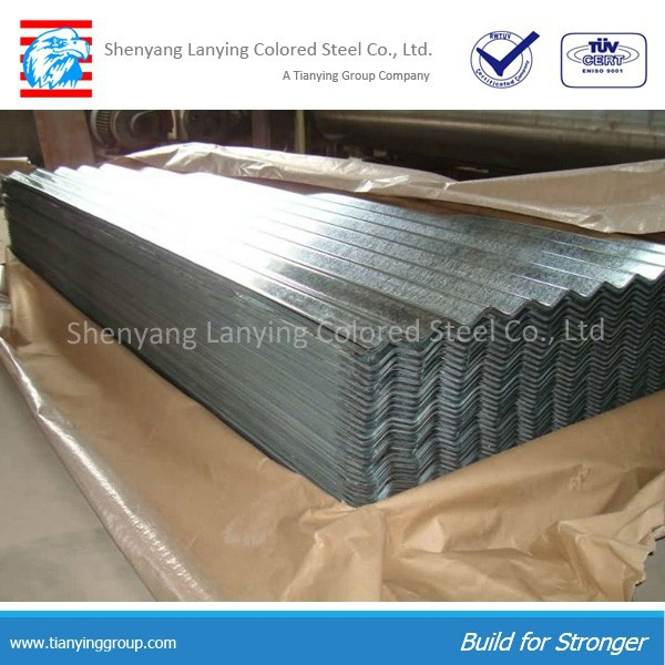 high quality zinc corrugated galvanized roofing sheet 665, 830,820
