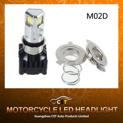 Innovative 3000LM LED COB motorcycle headlight h4 led front lamp motorcycle