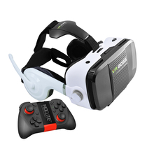3D VR Glasses Bobo Z5 Virtual Reality Headset for IOS & Android Smartphone