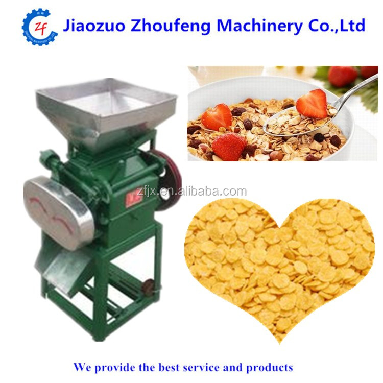 Rolled oat flakes machine(008613782789572)