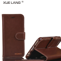 China supplier Wallet Stand Design PU Leather Case Cover for iphone 6