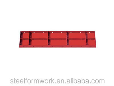 High Stiffness Steel Scaffolding Concrete Construction Formwork For Slab/Wall/Column/Roof/Beam