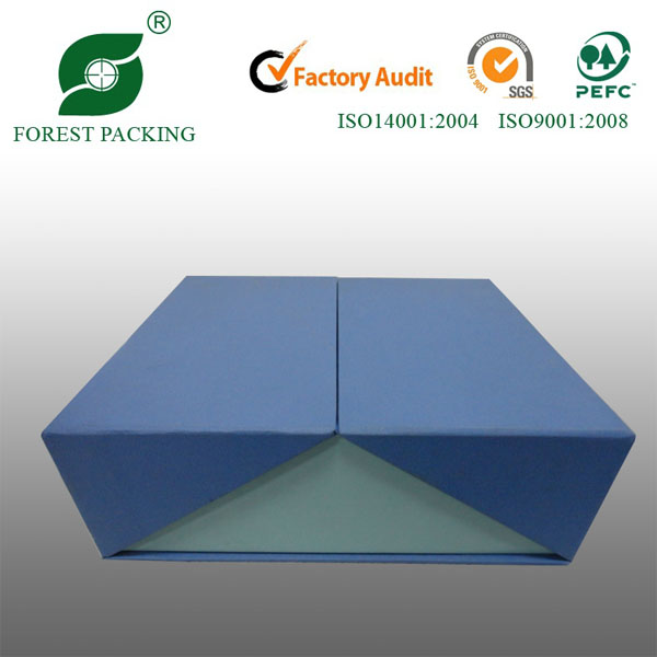 CUSTOMIZED LUXURY CARDBOARD SIDES OPEN GIF BOX 801475