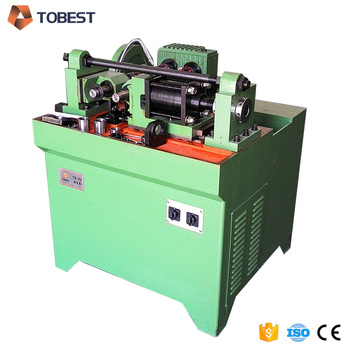 best selling thread rolling machine nuts and bolts making machines