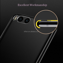 DFIFAN Top quality Phone Cover Case for xiaomi mi6 ,ultra thin clear transparent mobile case for xiaomi 6 mi 6