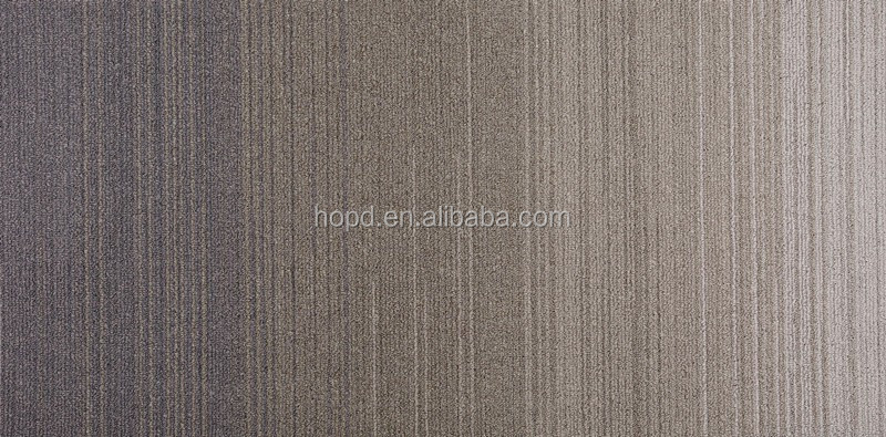 100% Nylon Manufactured multi-level loop removable carpet tiles