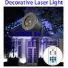 Christmas Laser Light Garden Double Green Red Outdoor Laser Projector Light