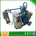 Eco-Friendly Piston Portable Single Milking Machine for cow/goat/camel
