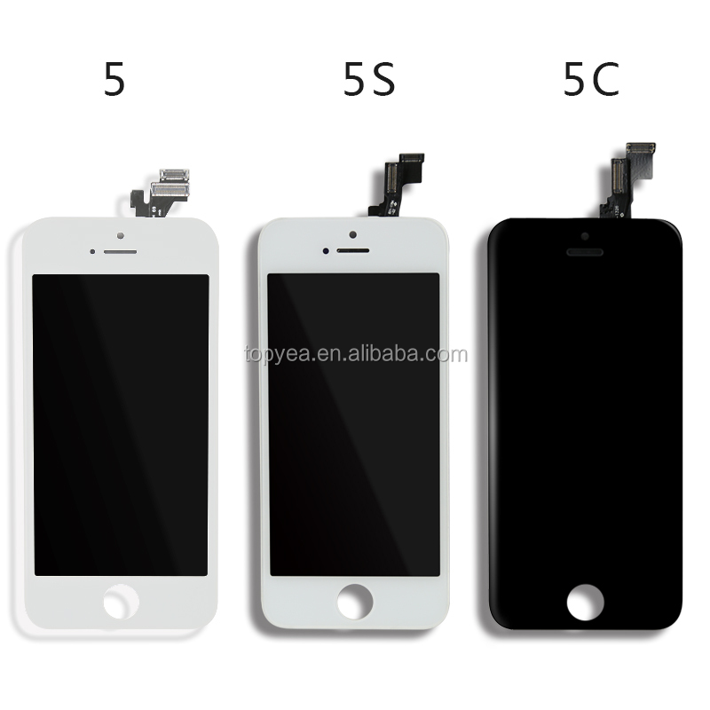 AAA Grade for iPhone 5 Lcd , LCD For iPhone 5 Lcd Assembly,For iPhone 5 LCD Touch complete