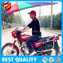 Electric bicycle and motorcycle umbrella