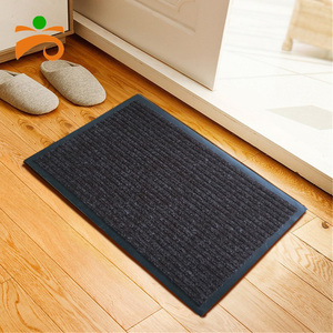 PVC backing dustproof needle punch entrance door mat