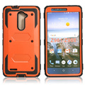 Shockproof Mobile Phone Case For Zte Zmax Pro Z988/Z981,Wholesale Combo Armor Case For ZTE