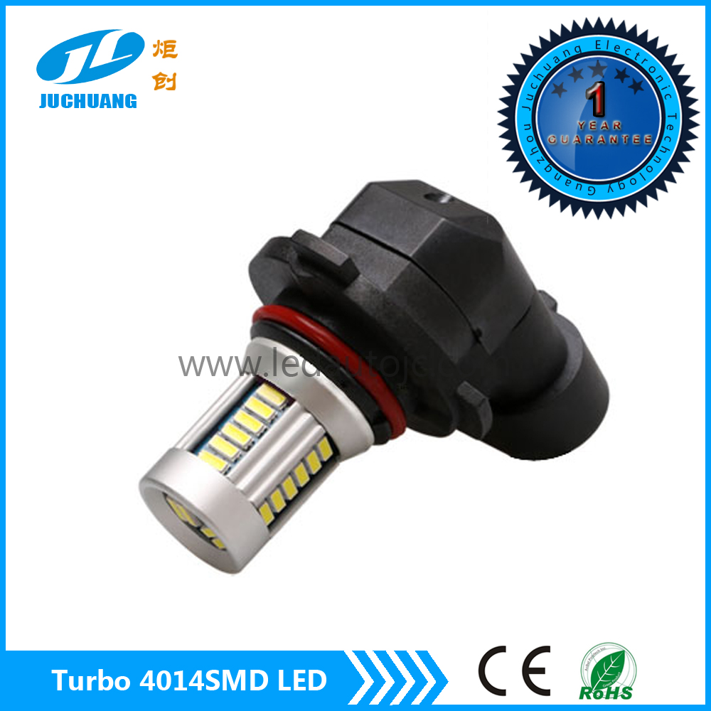 New Arrival High Power LED Car Auto 9005 30SMD Fog Light LED Bulb Lights For Auto 24 Volt