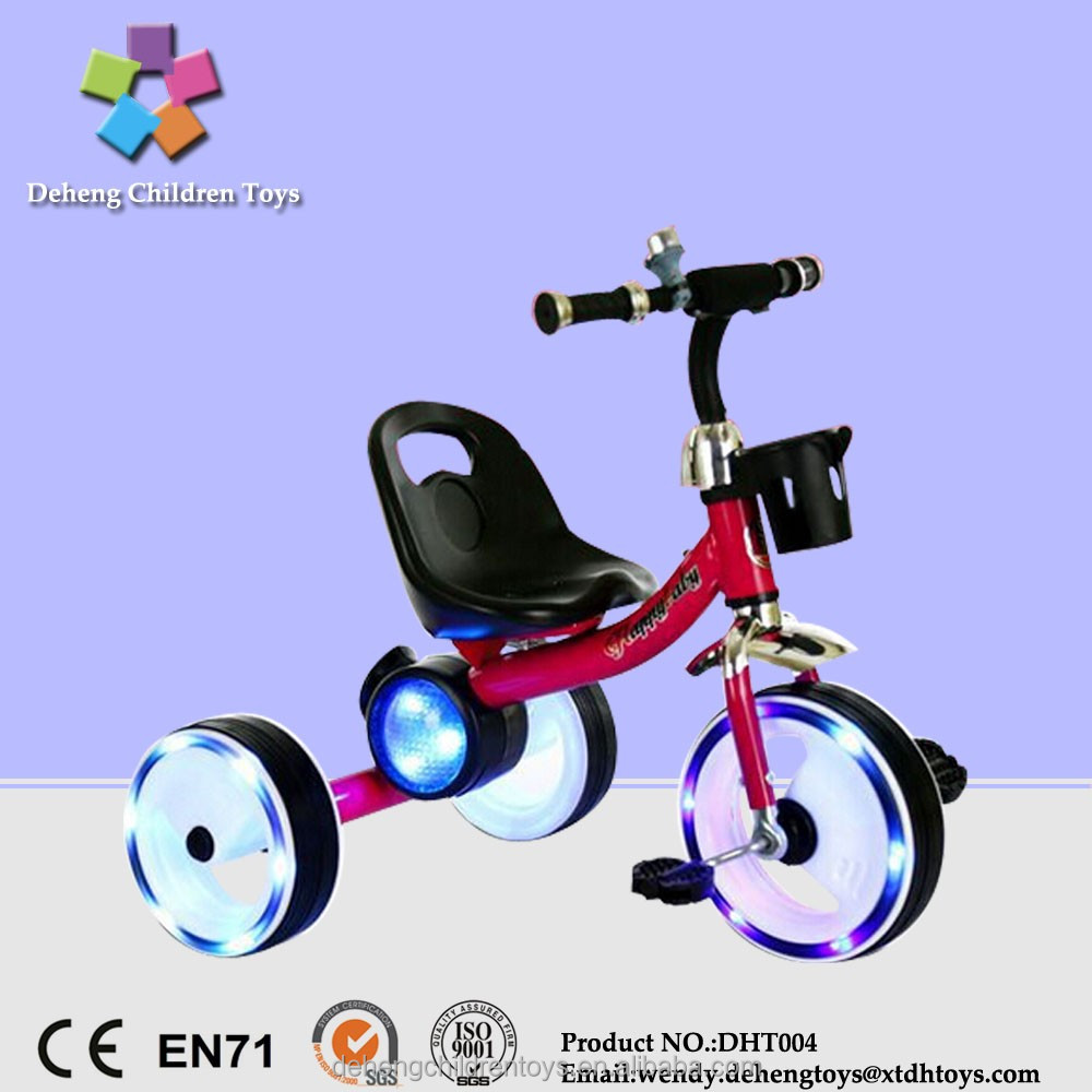 2-6 Years Old Fashion Baby Tricycle