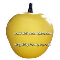 inflatable helium pear balloon,inflatable fruits and vegetables