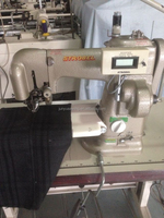 Used Germany strobel blind stitch sewing machine