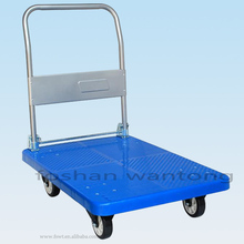 High quality types of service trolley, packing trolley, platform trolley