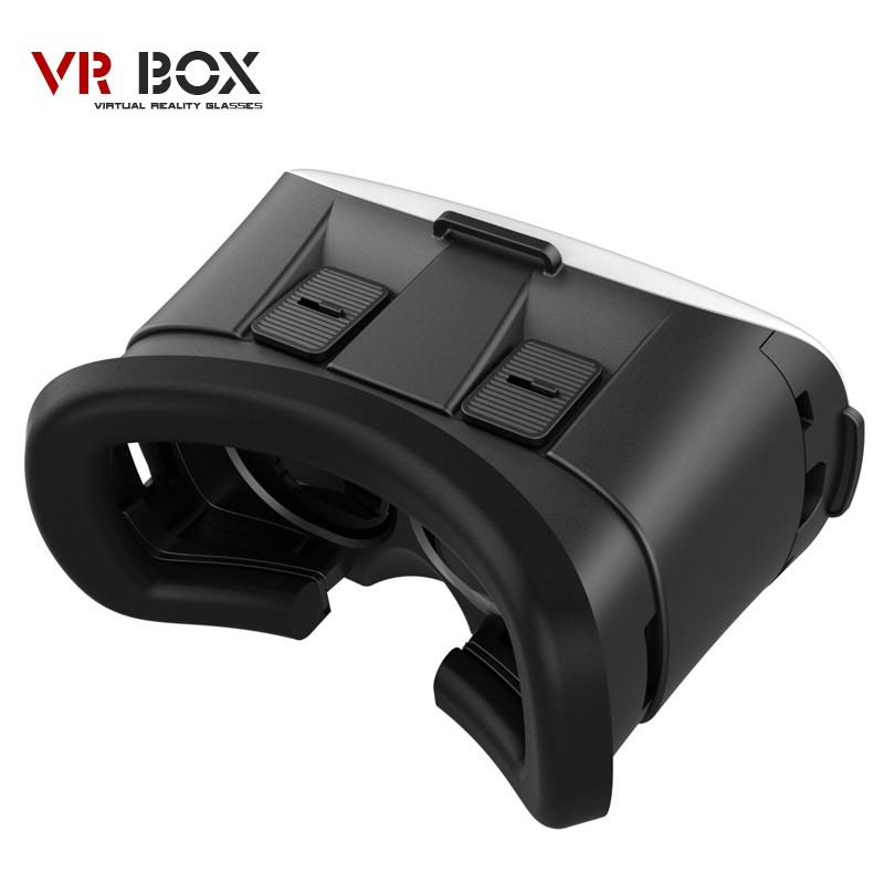 VR BOX 2.0 Virtual Reality 2 + Bluetooth 3.0 Remote Controller 3D Glasses Compatible 3.5-6 Inch Phones + VR Headset