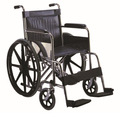 MK874B Cheap Price Folding Manual Wheelchair