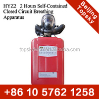 Firefighting Self-Contained Closed Circuit Breathing Apparatus