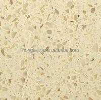 Yellow Quartz Stone/ Quartz Countertop/Quartz Slabs Korea