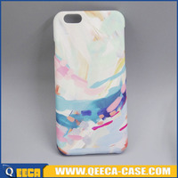 Water transfer printing back custom for iphone cases