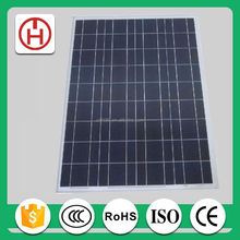100w poly solar panel made in China