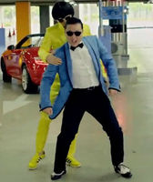 Custom-made 3440New design Gangnam Style Kangnam Style Tuxedo Jacket Premium PSY Costume Bule Suit
