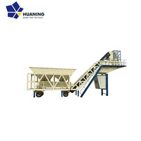 Factory PriceYHZS series 25m3/h Mobile Concrete Batching Plant for Sale