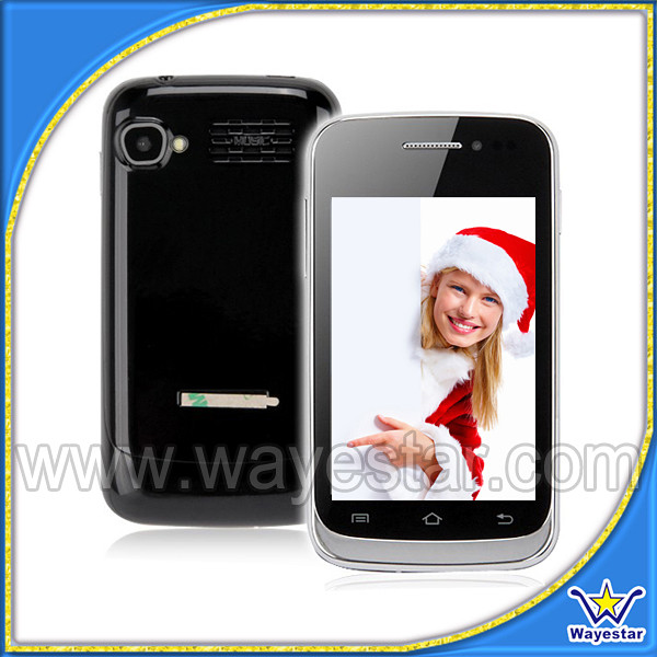 3.5inch android mobile phone latest low price china mobile phone