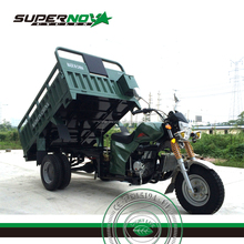 cargo trike 250cc with EEC changzhou manufacturer for farming 1.5ton loading