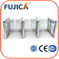 MTR Access Control Swing Barrier gate