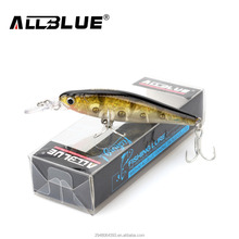 WeiHai Wholesale High Quality Fishing Lure Minnow For Pesca Deportiva