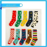 custom cotton sport sock mid calf business men socks custom logo sport socks