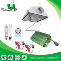 Smart air cooled reflector kit /UL,ETL,FCC,CE,RoHS authorized Greenhouse Kit/decorative plant indoor grow lights
